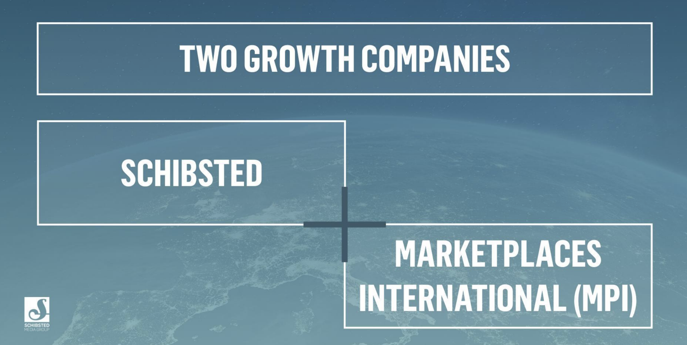 Illustration Schibsted and MPI-two growth companies
