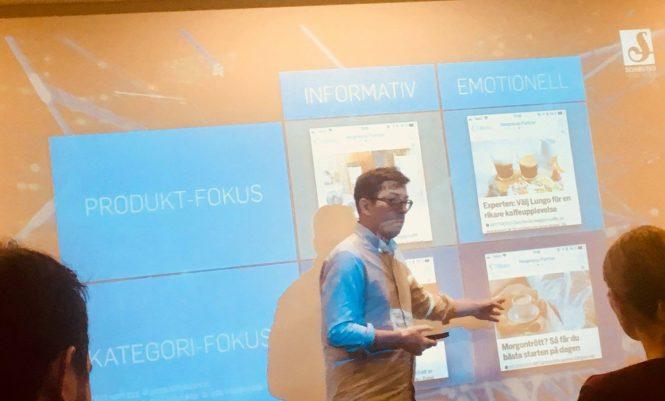 Marketing forum Schibsted growth