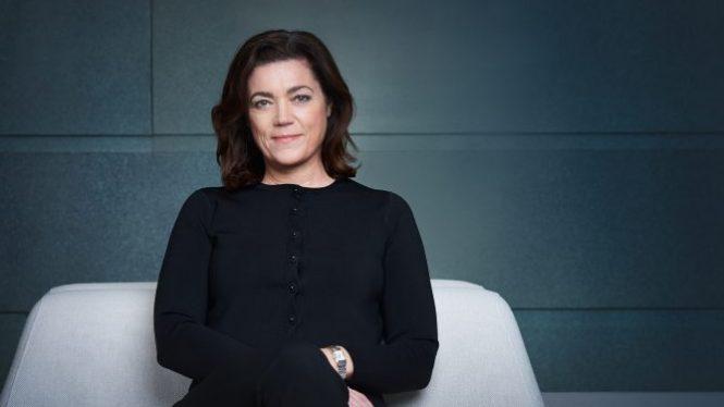 Official press photo of Kristin Skogen Lund