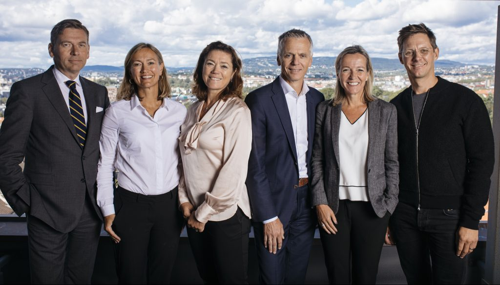 Schibsted Group Management team