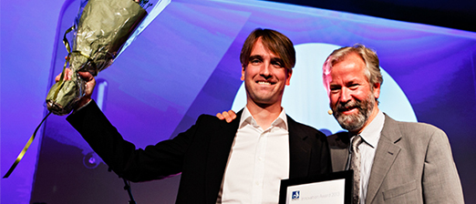 "OMNI from Sweden won the category ""New Business Innovation"" in Schibsted Innovation Awards 2013."